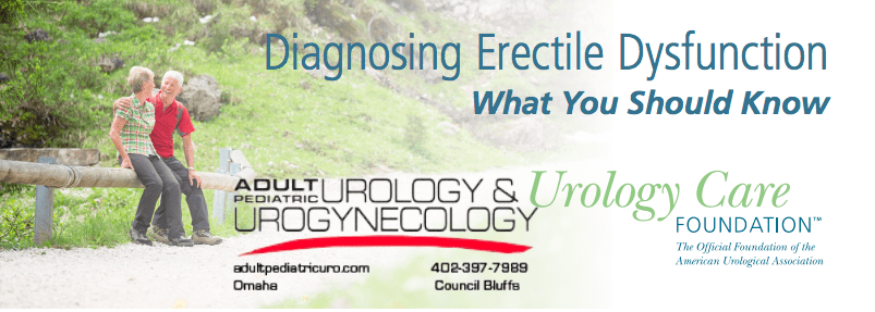 Diagnosing Erectile Dysfunction