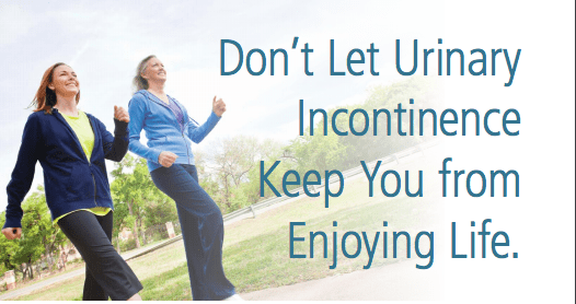 Urinary Incontinence Treatments